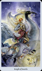 From the Shadowscapes Tarot