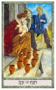 From the DruidCraft Tarot