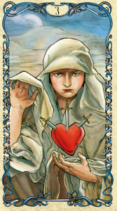 From the Tarot Mucha